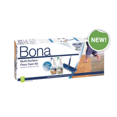 Bona® Multi-Surface Floor Care Kit